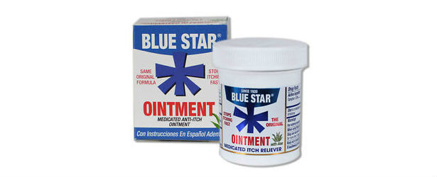Blue Star Ointment Ringworm Review
