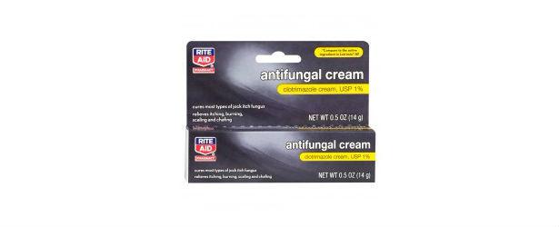 Rite Aid Anti-Fungal Cream Review
